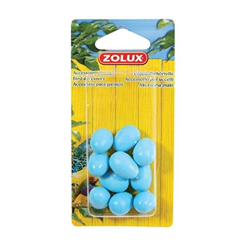 Zolux Pack 10Eier Dummy für Kanarien,