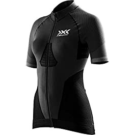 X Bionic Maglietta per Ciclismo da Donna Race Evo T-Shirt