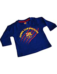 T-shirt bébé Barça - Collection officielle FC BARCELONE