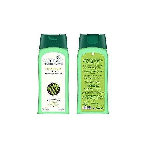 Biotique Botanicals Bio Margosa Anti-Dandruff Shampoo & Conditioner 400ML