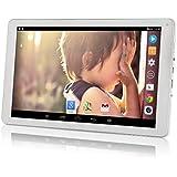 "Excelvan 10.1"" Octa-Core Android Tablet PC 4.4.4 2.0GHz 1GB/16GB External 3G WIFI Bluetooth HDMI Google Play Preinstallato Doppia Fotocamera"
