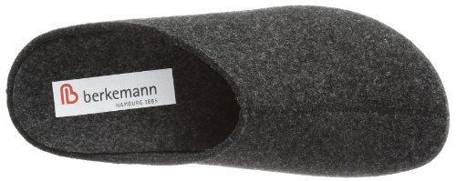 Berkemann Florina Damen Pantoffeln Grau (dunkelgrau 937)