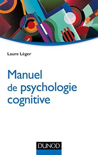 Manuel de psychologie cognitive