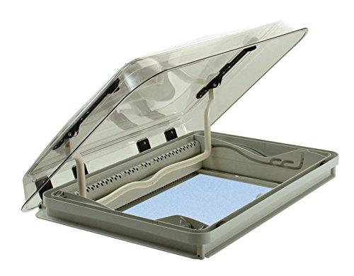 echtem 1x Seitz Mini Heki Dach keine Feste Belüftung 25–33mm, creme weiß verstellbar–Teilenummer 9104100254