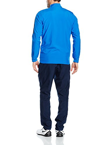 Nike Herren Academy 16 Knit Tracksuit Trainingsanzug Blau (Blau/Schwarz)
