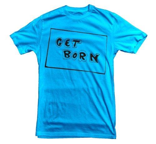 Bob Dylan T-shirt Get Born Subterranean Homesick Blues