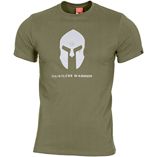 Pentagon T-Shirt Spartan Oliv, 2XL, Oliv (T-shirt Oliv-grünes)