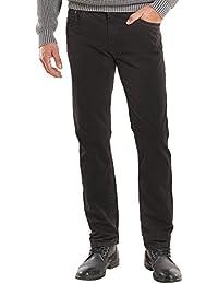 engbers Herren Doppelt gefärbte Hose, 22393, Grau