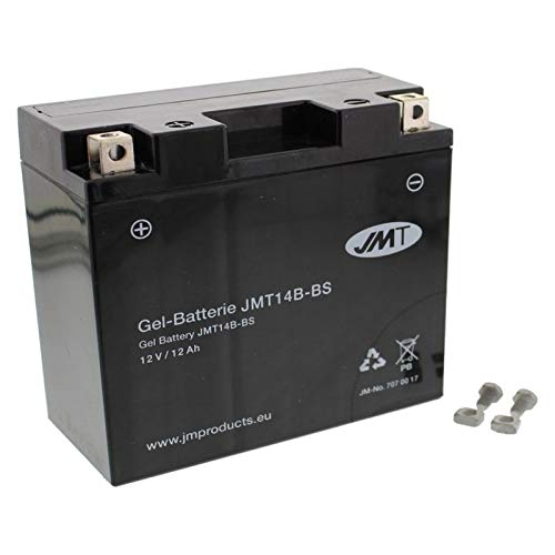JMT YT14B-BS Gel Batterie MT-01 1700 2005-2012