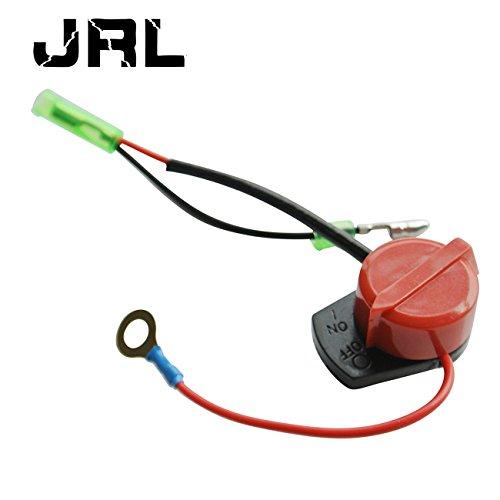 Preisvergleich Produktbild JRL Hochdruckreiniger Stop Schalter für Benzin Motoren 168F 170F 173F 177F 190F