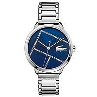 Lacoste Watch for Women, Quartz, Stainless Steel - 2001095