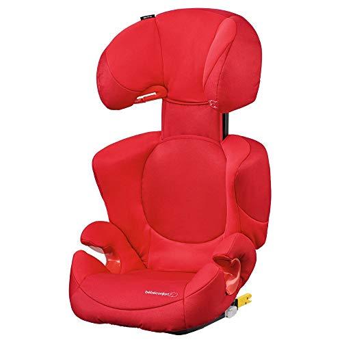 Bébé Confort, Silla de coche grupo 3, rojo (Poppy Red)