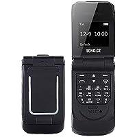Pequeño Long-CZ J9 Mini Flip teléfono Celular con Cambiador ...