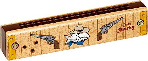 Spiegelburg 13452 Mundharmonika Capt'n Sharky