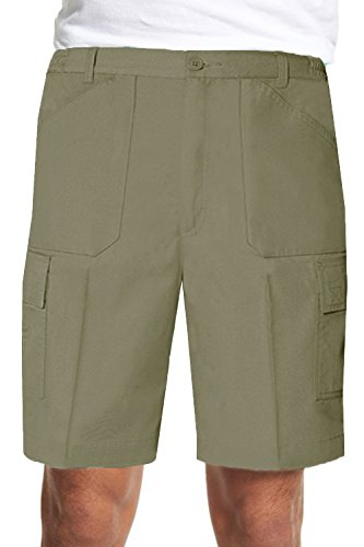 Carabou -  Pantaloncini  - Uomo verde muschio