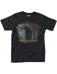 Jon Bon Jovi New Jersey Rock Official Tee T-Shirt Mens Unisex