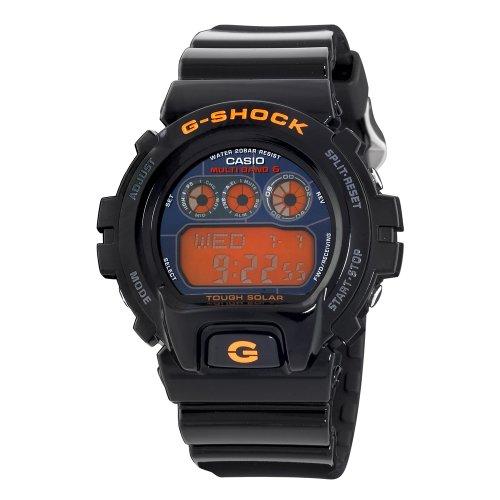 Casio GW6900B-1 Men's G-Shock Atomic Watch (Casio Uhren Atomic)