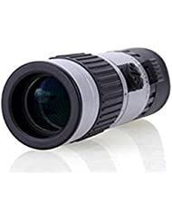 Monoculaire - BUSHNELL 15x-55x Zoom Telescope monoculaire Pocket Scope Golf Chasse Camp Sport Plein air