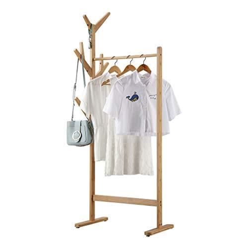 LANGRIA Einfache Ganzmetall freistehend kommerziellen Grade Kleidung Garment Rack