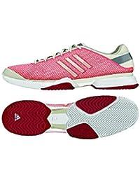 100% authentic 5000b 1781f Adidas Barricade 8 Stella Mccartney Womens Tennis-Schuhe (5, Mohn Rosa   weich