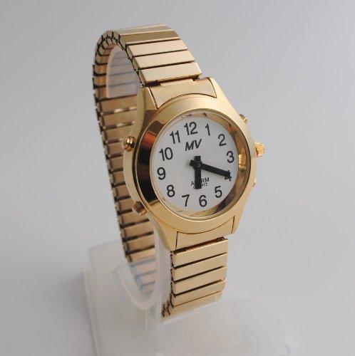 sprechende-analog-armbanduhr-fur-damen-32-mm-goldfarben-mit-metall-zugband-d-gm