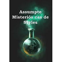 Assumpte Misterios cas de Styles: The Mysterious Affair at Styles, Catalan edition