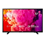 Philips 32PHT4503/05 32-Inch HD Ready LED TV with Freeview HD - Black