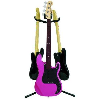 Guitar Stand MC Rock Band 3 Triple Tree Stand universal