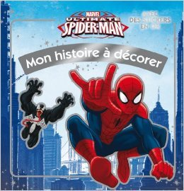 Marvel ultimate Spiderman de Marvel ( 9 avril 2014 )