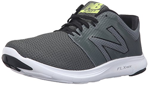 New Balance Mens 530v2 Running Shoe Grove/Black