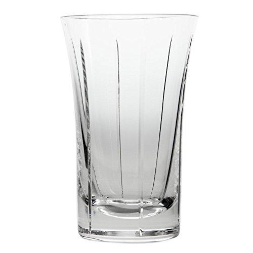 Cristal de Sèvres Vertigo t.103 Set de Verres Long Drink, Verre, 8.5 x 8.5 x 15 cm, Lot de 2