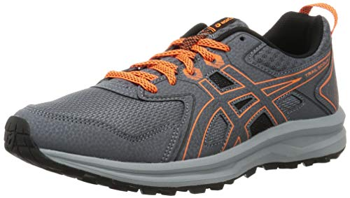 Asics Trail Scout, Running Shoe Mens, Metropolis/Shocking Orange