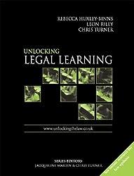 Unlocking Legal Learning (Unlocking Law)