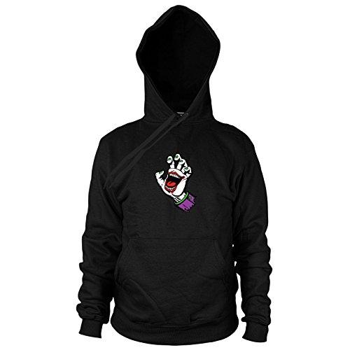 and - Herren Hooded Sweater, Größe: XXL, Farbe: schwarz ()