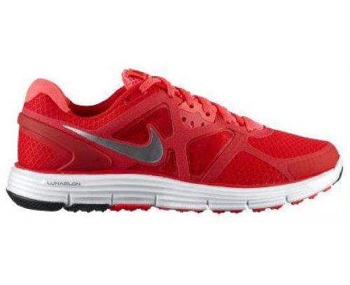 Nike Lady LunarGlide+ 3 Chaussure De Course à Pied pink