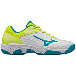 MIZUNO EXCEED STAR CC JR-Blanco-2.5 (USA) 33 (EU)