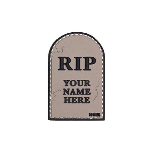 Grab Grabstein Your Name Here Softair Airsoft Fun 6x3,5cm #20286 ()