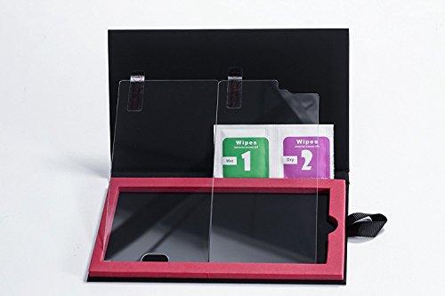 Doogee MIX Flip Carcasas Y Fundas Cover - Original MIX 2 En 1 Plastic Flip Cover Case TPU Premium Diamante Textura Con Front Y Back Protector De Pantalla Para Doogee MIX Color Negro