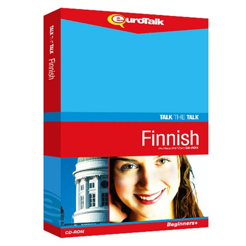 Talk the Talk Finnish: Interactive Video CD-ROM - Beginners + (PC/Mac) [Import]