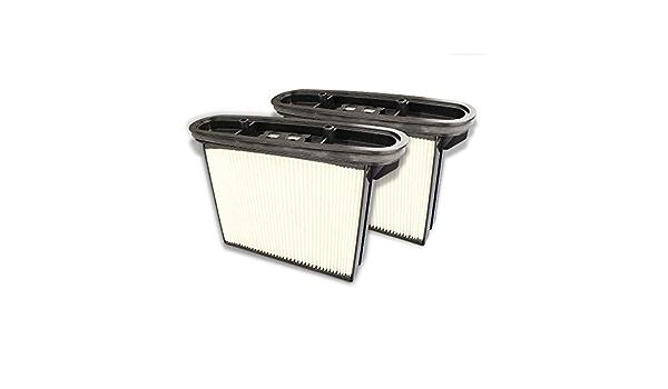 2/x Cartouche filtrante Convient Spit AC 1630P