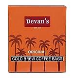 Devan's Original Cold Brew Coffee Bags (5 Bags)