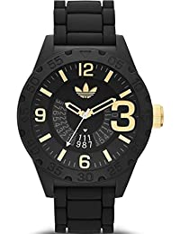 adidas ADH3011 - Reloj de pulsera Hombre, Silicona, color Negro