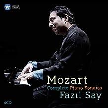 Mozart: Complete Piano Sonatas (Coffret 6 CD)
