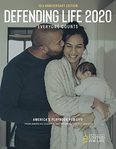 Defending Life 2020: Everyone Counts (English Edition)
