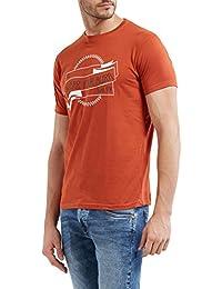 LAWMAN PG3 Men's Slim Fit T-Shirt(Combo Pack Of 3 T-Shirts)
