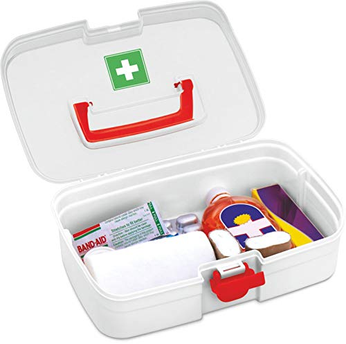Milton First Aid Box