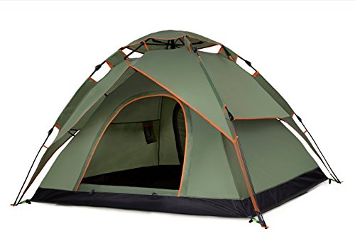3 5 Person Waterproof 4 Season Family Instant Tent Double Layer  sc 1 st  Best Tent 2018 : tents for hiking - memphite.com