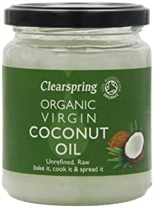 Clearspring Organic Virgin Coconut Oil 200 g