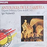 Anthologie de la Zarzuela-Ch.&Or.Rtv Espagnole-I.Markevitch-