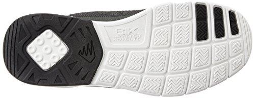Cavalieri britannici scarpe da tennis BK B38-3602 Energia grigio grigio Oliva/Nero